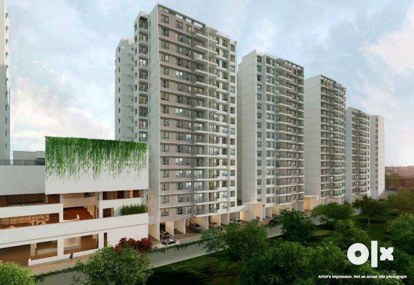 No Brokerage!! 2 BHK Apartment for Sale in INT'L Airport Road 0