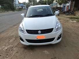 Rent For Car (Maruti Suzuki Swift Dzire 2012)