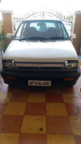 Maruti 800 Ac car in good condition