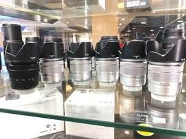 Lensa Fujinon XC 16-50MM OIS II PROMO MURAH HASIL FOTO BENING..