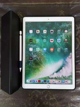 iPad Pro 12.9 inch + Wifi and Apple Pencil