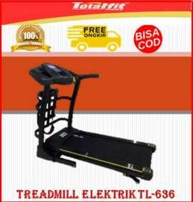 TREADMIL T 636 - TOTAL FITNESS