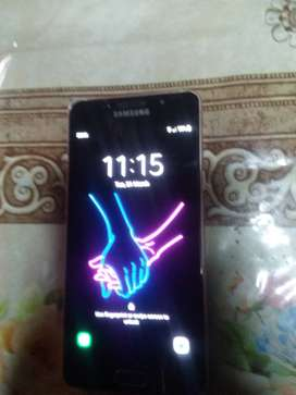 samsung a5(2016) lush condition