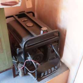 Generator in good condition modle2018