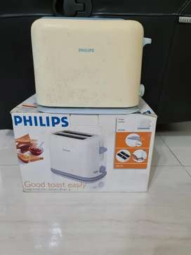 Philips toaster ( Pagangan Roti) Model HD2556