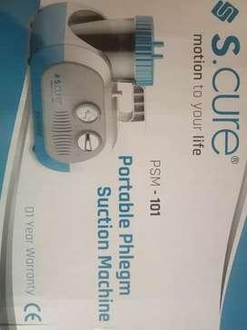 Sunction Machine. Medical