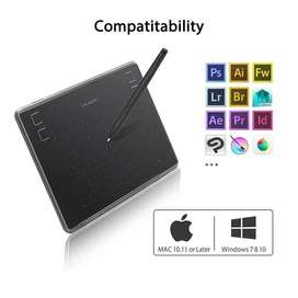 HUION H430P Digital Tablets OSU Game Bettery-Free Tablet Micro USB