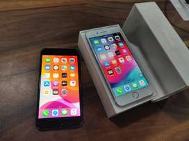 Apple iPhone 7 Plus 128GB jet Black in Rohini, Delhi Only Home Deliver