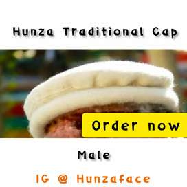 Hunza Traditional Cap Male