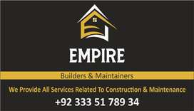 Maintenance Service Available Quick and Economical