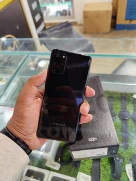 Samsung Galaxy s20Plus — 100% Condition — with Warranty — gst bill