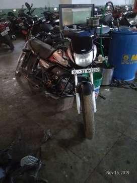 Goodbike, milage 80p/l