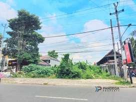Tanah Dekat 8 Kampus Ternama Jogja  1846 m2 Cocok Apartemen dan Hotel