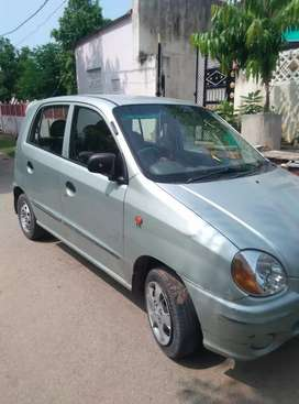 Santro well maintained car.. Without any problem
