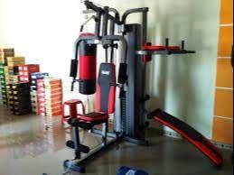 Homegym 3 Sisi Samsak Peralatan Olahraga Dan fitness