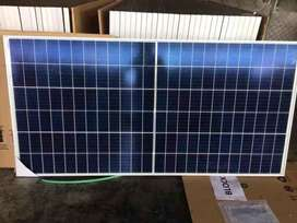 Half Cut Cell QCell 370Watt Panel