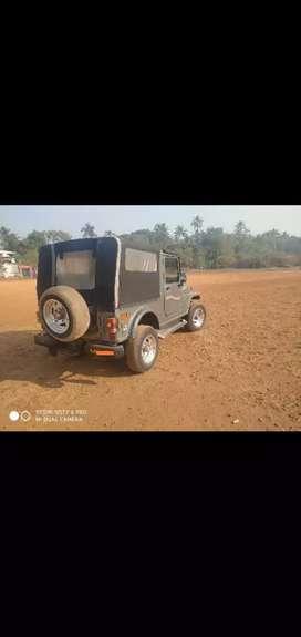 Mahindra Thar 2015 Diesel 73228 Km Driven