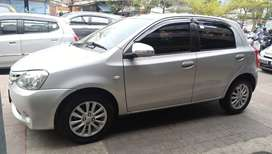 Toyota Etios 2013 Bensin