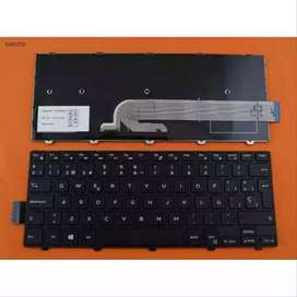 keyboard laptop dell inspiron 14-3000 series new