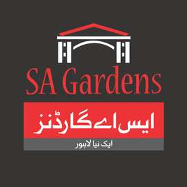 SA Gardens - Kala Shah Kaku -  Ideal Location - Installmement Plan