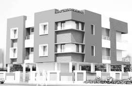 Newly constructed 1BHK & 2BHK for available for rent from May 1,2020