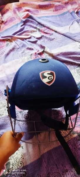 SG Helmet new
