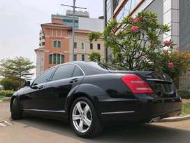 S300 Luxury 2010 Nik2010 Black On Beige Km30rb Sunroof PBD Vacum Doors