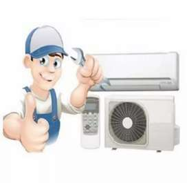 All kind of AC installation, services repairing