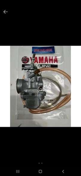 karburator motor yamaha jupiter.z/Vega.lama./Vega.new.pega.zr.cripton