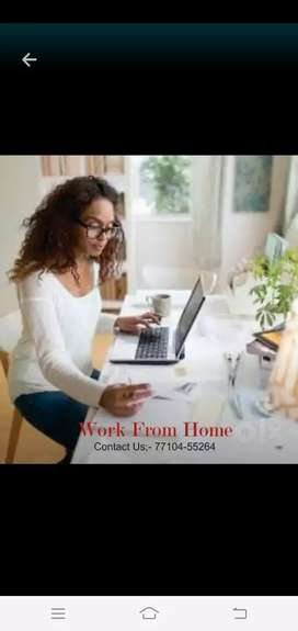 Wanted _part time workers online