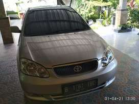 Altis G 2002 manual