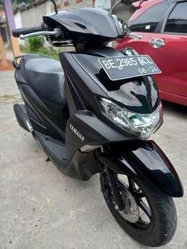 Yamaha FreeGo 125cc 2019 BlackDove
