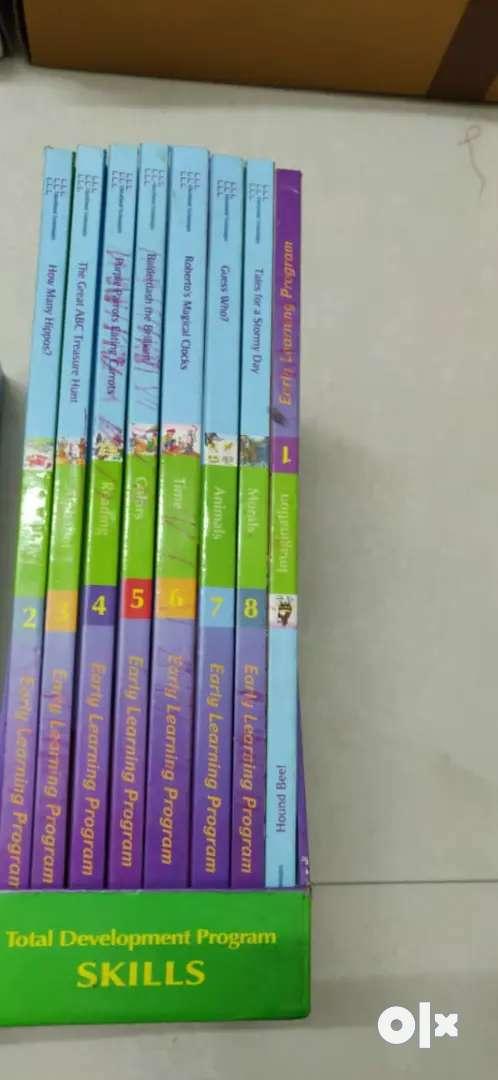 Child total development program books 0