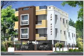 2 BHk Flat For Sale in Poonamallee