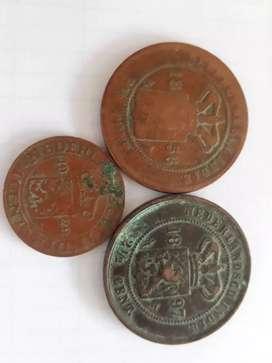 Uang logam jaman belanda