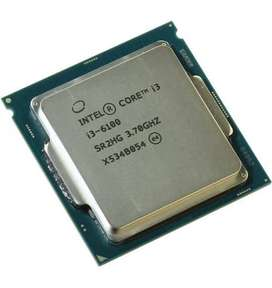 Intel Core i3-6100 3.7Ghz - Cache 3MB [Box] Socket LGA 1151