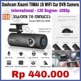 Dashcam Xiaomi 70MAI 1S Wifi Car DVR Camera - International