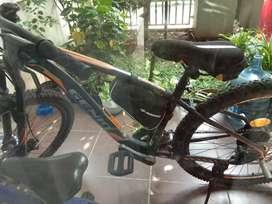 Dijual Sepeda genio