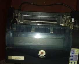 WEP BOUNTI 800DX black printer