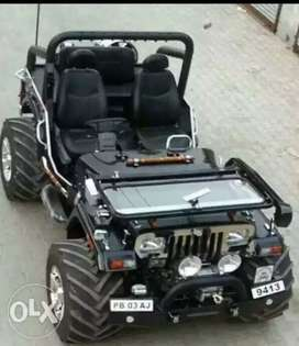 Jeep modify