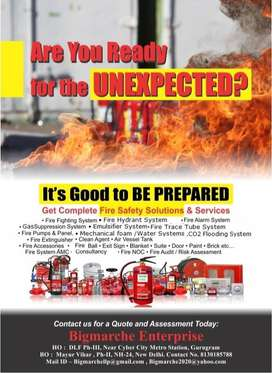 Fire Fighting System /Repairing of all type electronic power T/F
