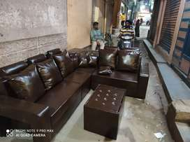 L shape sofa set brand new direct from manufacturer in wholesale price