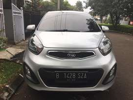 All New Picanto AT, gesit, irit