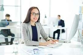 Lowongan Kerja Pegawai Admin Online Shop Marketing Karyawati Olshop