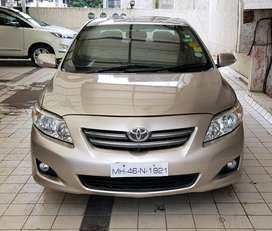 Toyota Corolla Altis G Petrol, 2011, Petrol