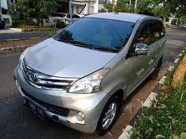 Toyota avanza G matic tahun 2013 airbag