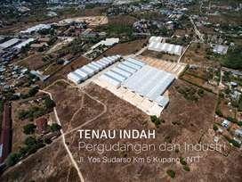 Gudang dan Industri Tenau Indah Kupang-NTT