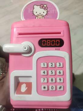 TOY KIDS ELECTRONIC ATM