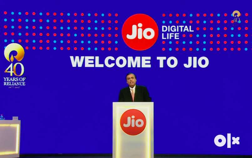 Vacancy Open In Reliance Jio Telecom Company For Male and Female Candi 0