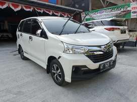 Daihatsu Xenia 1,3 R Sporty Manual th2018 Putih metalik mulus